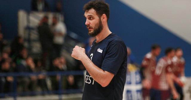 Il cestista Marcelo Dip, FOTO: OLIMPIAMATERA.IT-ROBERTO LINZALONE
