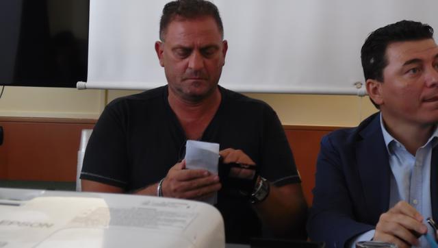 Il dt Giuseppe Angelino, FOTO: TUTTOMATERA.COM