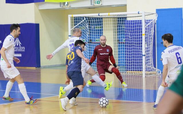 Una fase del match, FOTO: FONTE WEB