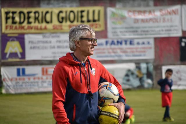 Il tecnico Ranko Lazic, FOTO: FONTE WEB