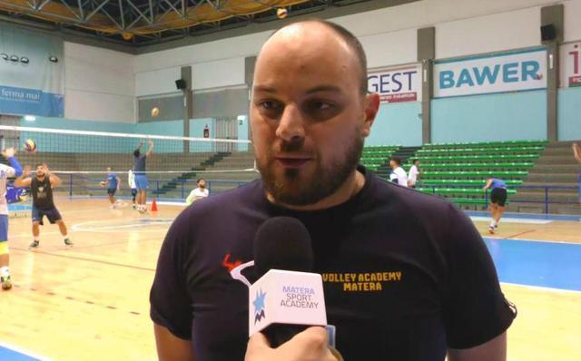 Il tecnico Pietro Giura Longo, FOTO: MSASPORT.IT