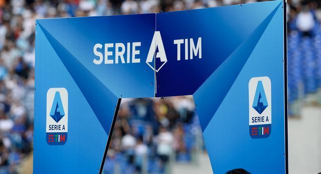 Il logo della Serie A, FOTO: FONTE WEB
