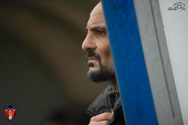 Il tecnico Ciro Ginestra, FOTO: AZPICERNO-ANTONELLA PASCALE