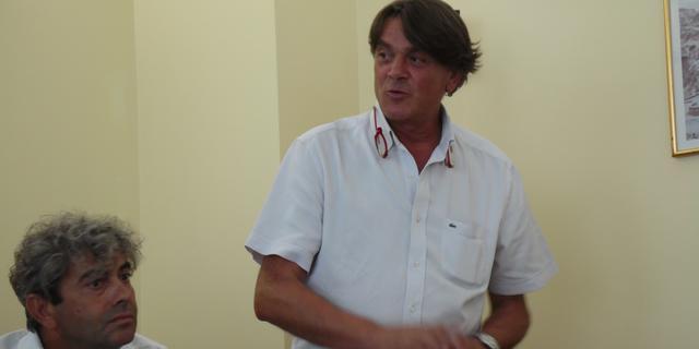 Il ds Biagio Mastrorilli, FOTO: TUTTOMATERA.COM