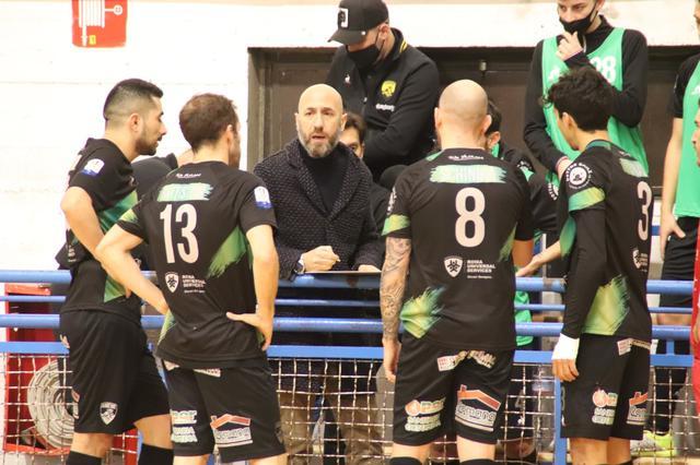 Il tecnico Mauro Michele, FOTO: CYBERTEL ANIENE C5 FACEBOOK