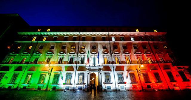 Palazzo Chigi, FOTO: FONTE WEB