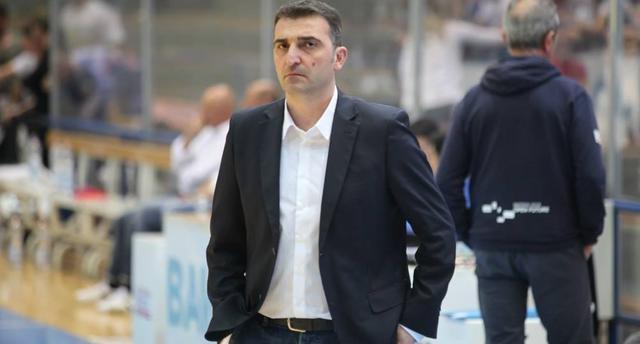 Il coach Agostino Origlio, FOTO: ROBERTO LINZALONE-OLIMPIAMATEA.IT