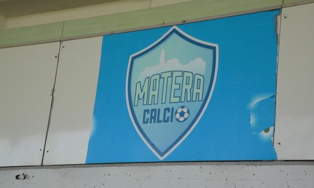 Il logo del Matera Calcio, FOTO: TUTTOMATERA.COM