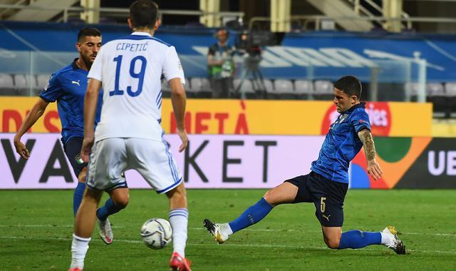 La rete di Sensi, FOTO: FIGC.IT