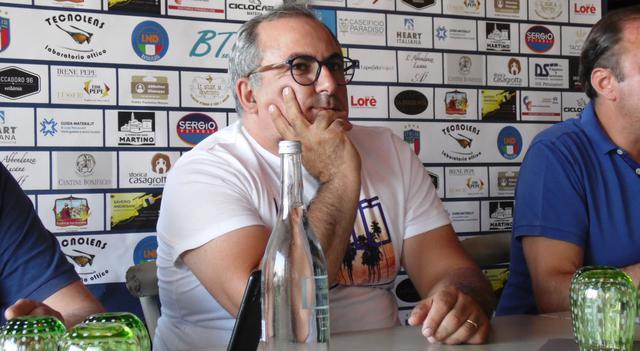 Silvio Cristallo, FOTO: TUTTOMATERA.COM