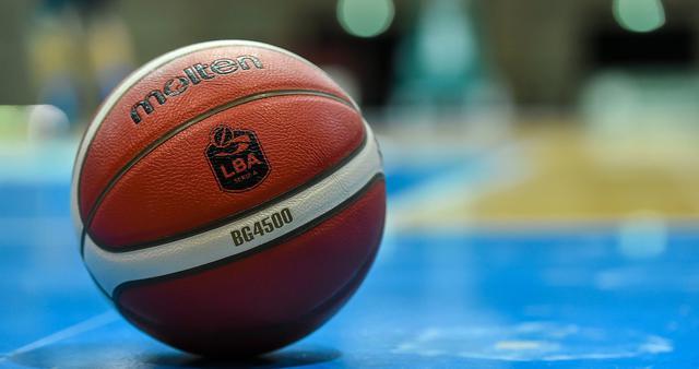 Il pallone da basket, FOTO: FONTE WEB