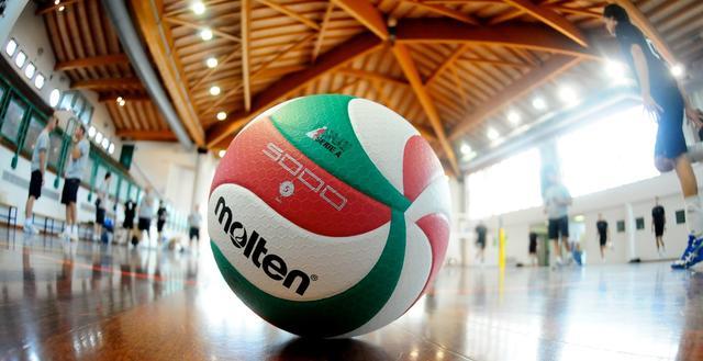 Il pallone del volley, FOTO: FONTE WEB
