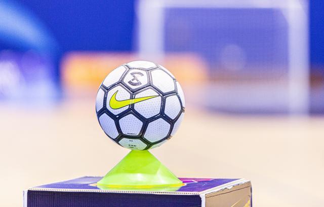 Il pallone del futsal, FOTO: FONTE WEB