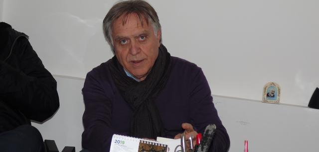 Il vice-presidente Gino D'Amico, FOTO: TUTTOMATERA.COM