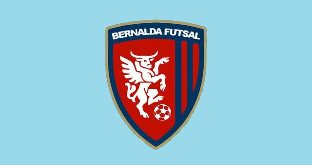 Il logo del Bernalda Futsal, FOTO: FONTE WEB