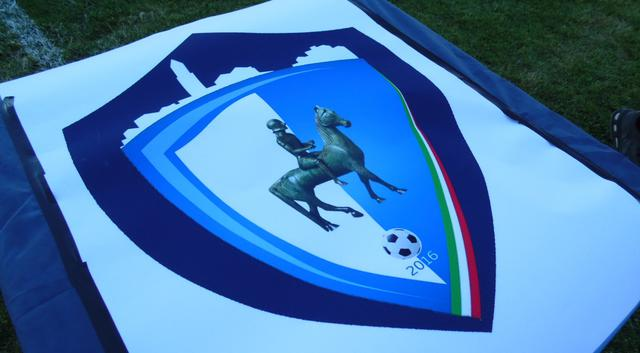 Il logo del Grumentum, FOTO: TUTTOMATERA.COM