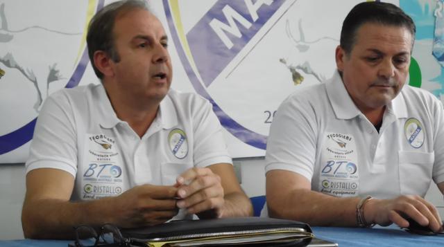 Papangelo e Taccardi, FOTO: TUTTOMATERA.COM