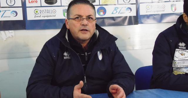 Il vice-presidente dei biancoazzurri Tommaso Taccardi, FOTO: TUTTOMATERA.COM