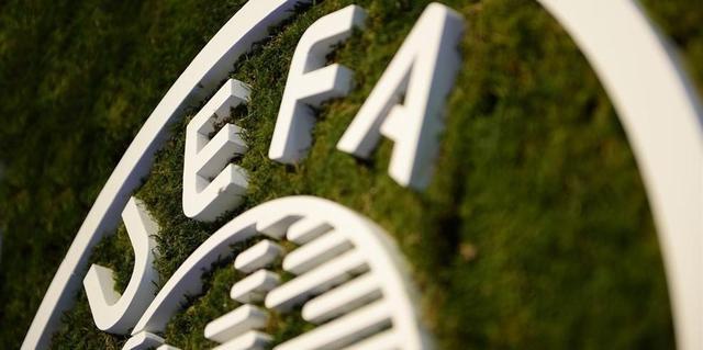 Il logo della Uefa, FOTO: FONTE WEB