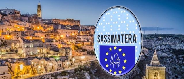 Il logo del Sassi Matera, FOTO: FONTE WEB