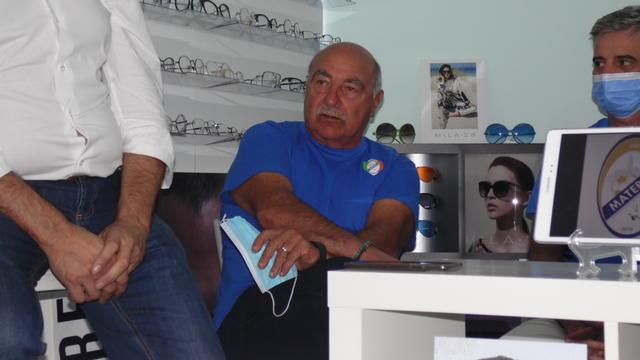 Vito Chimenti, FOTO: TUTTOMATERA.COM