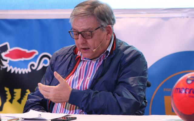 Il presidente Piero Rinaldi, FOTO: FONTE WEB