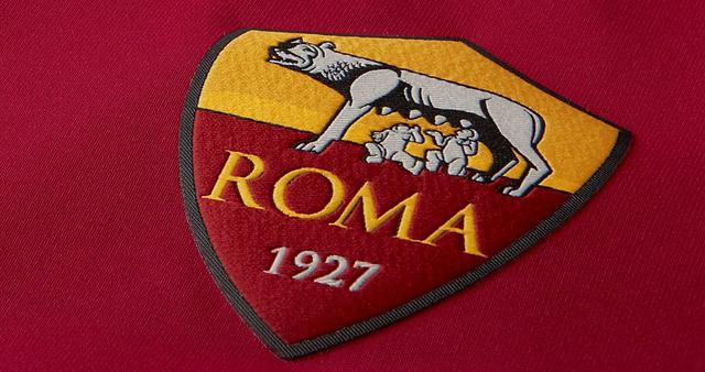 Il logo della Roma, FOTO: FONTE WEB