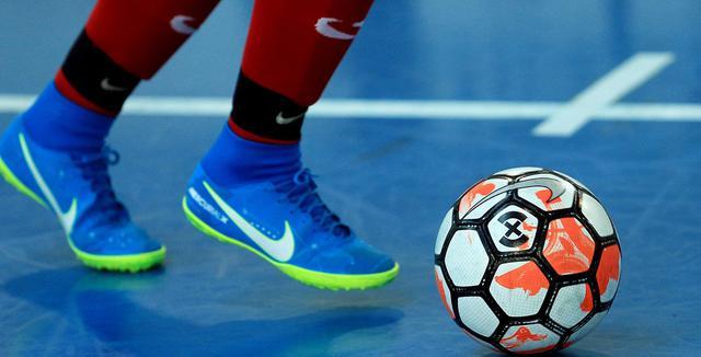 Il pallone del futasl, FOTO: FONTE WEB