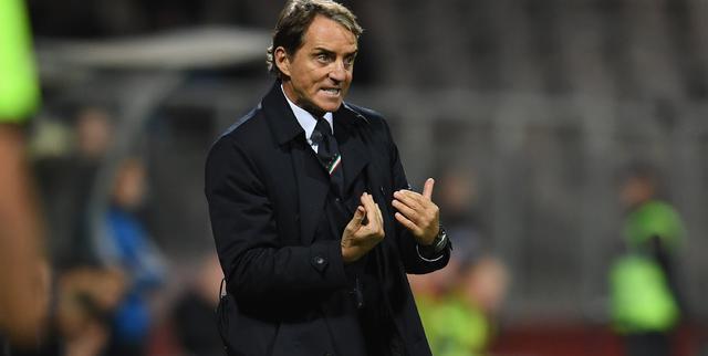 Il ct Roberto Mancini, FOTO: FIGC.IT-CLAUDIO VILLA