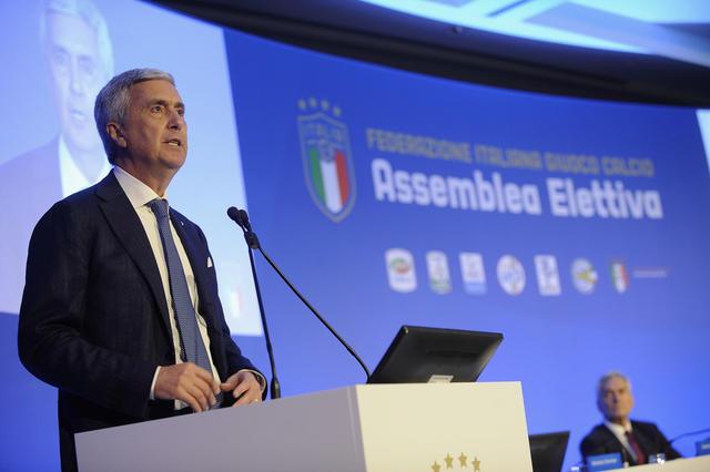 Il presidente Cosimo Sibilia, FOTO: ZIMBIO.COM