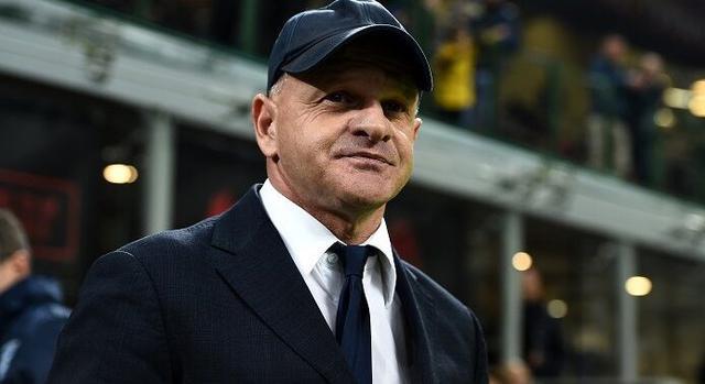 Il tecnico Beppe Iachini, FOTO: FONTE WEB