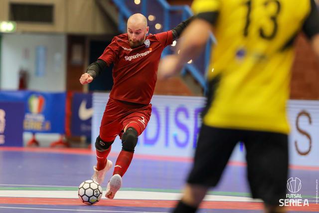 Miguel Weber in azione, FOTO: DIVISIONECALCIOA5.IT