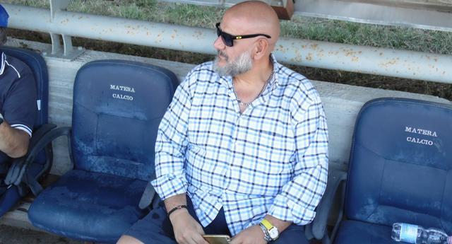 Antonio Finamore, FOTO: TUTTOMATERA.COM