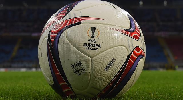 Il pallone dell'Europa League, FOTO: FONTE WEB