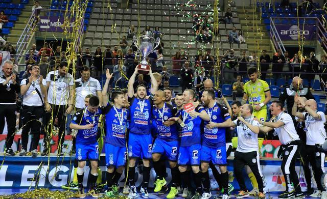 L'ultima Coppa Italia disputata, FOTO: DIVISIONECALCIOA5.IT