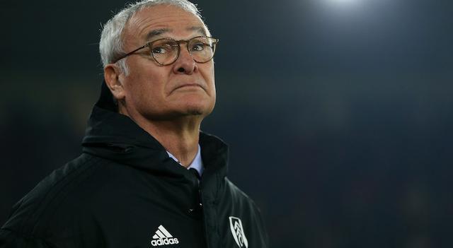 Il tecnico Claudio Ranieri, FOTO: FONTE WEB