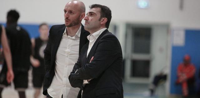 Il coach Agostino Origlio, FOTO: ROBERTO LINZALONE-OLIMPIAMATERA.COM