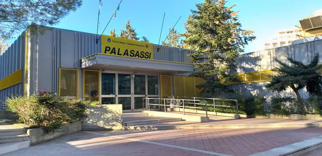 Il Pala Sassi, FOTO: TUTTOMATERA.COM