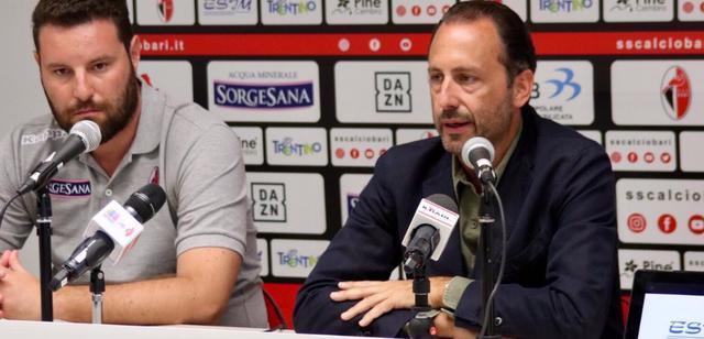 Il presidente Luigi De Laurentiis del Bari, FOTO: SSCALCIOBARI.IT
