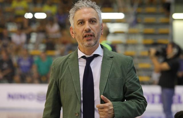 Il ct Massimiliano Bellarte, FOTO: FONTE WEB