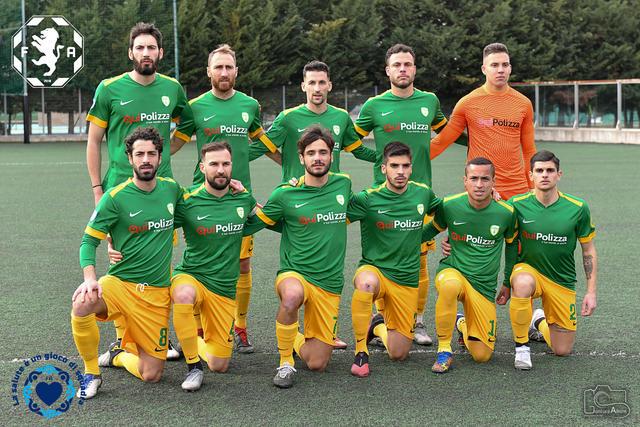 La squadra del Lavello, FOTO: FIDELIS ANDRIA FACEBOOK