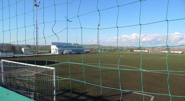 Il centro sportivo Gaetano Scirea, FOTO: TUTTOMATERA.COM