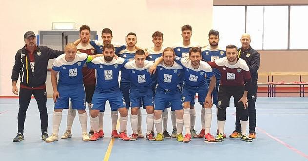 La squadra del Real Team Matera, FOTO: FONTE WEB