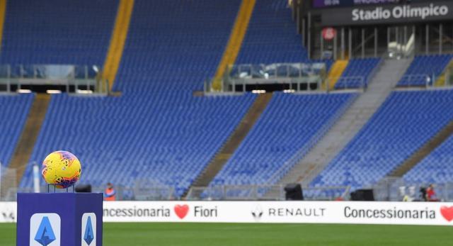 Il pallone della massima serie, FOTO: FONTE WEB
