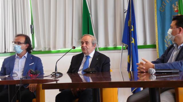 Raffaello De Ruggieri, FOTO: TUTTOMATERA.COM