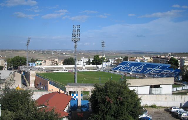 Lo stadio XXI Settembre-Franco Salerno, FOTO: WIKIPEDIA.IT