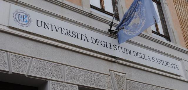 La sede dell'Unibas, FOTO: FONTE WEB