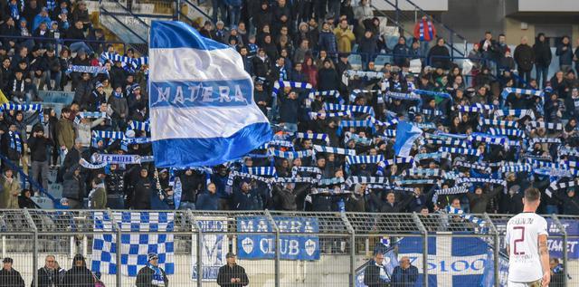 I tifosi biancoazzurri, FOTO: EMANUELE TACCARDI