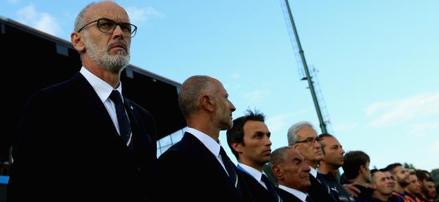 Il ct Paolo Nicolato, FOTO: FIGC.IT