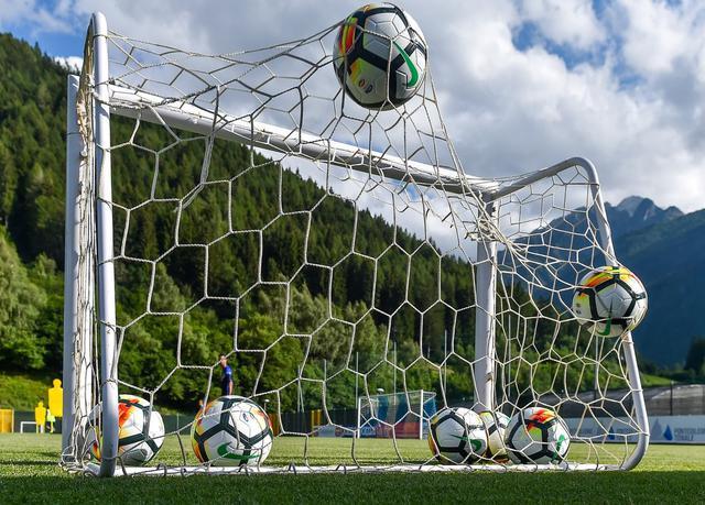 L'allenamento, FOTO: FONTE WEB
